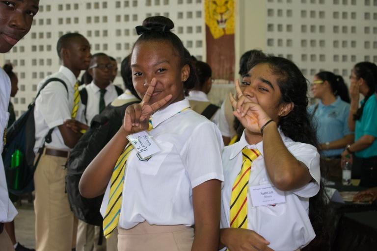 Students enjoy Career Fair